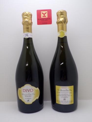 LA SABBIONA *DIVO* famoso ravenna igt spumante extra dry