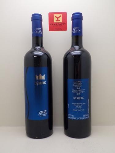 CALONGA *CASTELLIONE* forli igt cabernet sauvignon