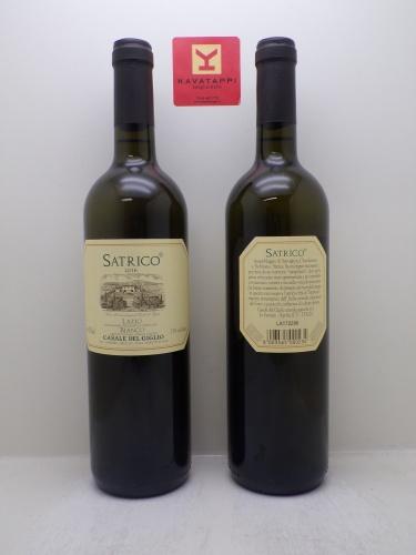 CASALE DEL GIGLIO *SATRICO* lazio bianco igp sauvignon, trebbiano e chardonnay