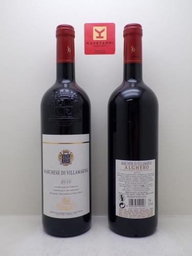 SELLA & MOSCA *MARCHESE DI VILLAMARINA* alghero doc cabernet sauvignon