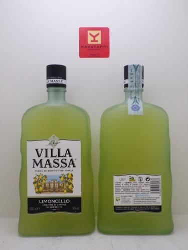 VILLA MASSA *LIMONCELLO* liquore di limone di sorrento 30°