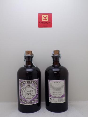 BLACK FOREST DISTILLERS *GIN MONKEY 47* schwarzwalg dry gin 47°