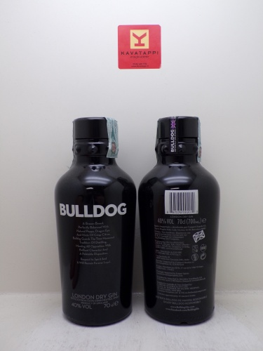 BULLDOG *GIN LONDON DRY* 40°