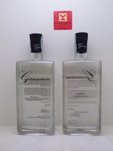 HAMMER & SON *GIN GERANIUM* premium london dry gin 44°