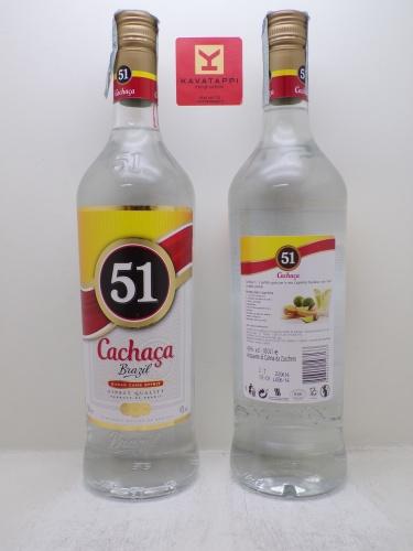 *CACHACA 51* distillato di canna 40°