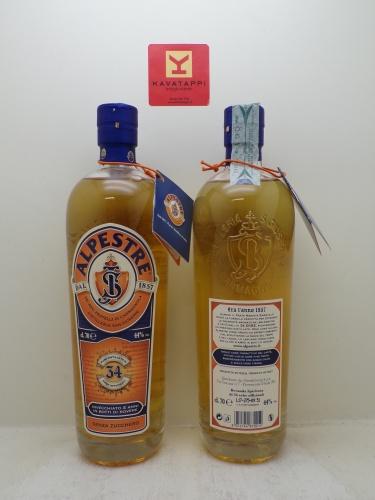 DISTILLERIA SAN GIUSEPPE *ALPESTRE* distillato di erbe senza zucchero 44°