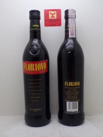 FLORIO *MARSALA FLORIOVO*  vino aromatizzato allo uovo