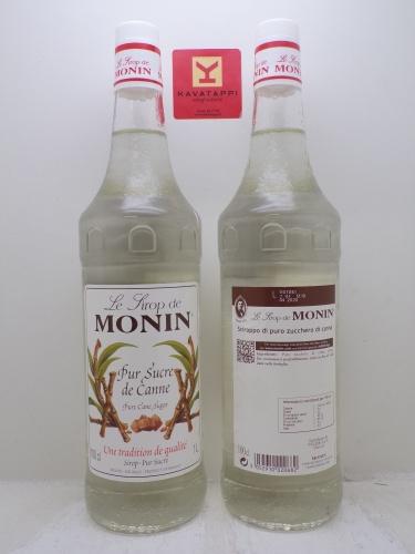 MONIN *SCIROPPO DI ZUCCHERO DI CANNA*