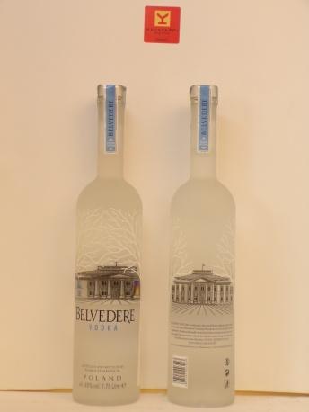 BELVEDERE *MAGNUM VODKA* polska vodka 40°