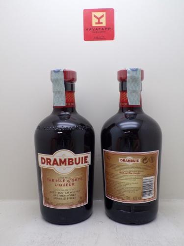 *DRAMBUIE* whisky al miele 40°