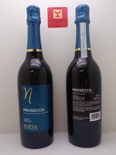 VITICOLTORI PONTE *PROSECCO* treviso doc extra dry