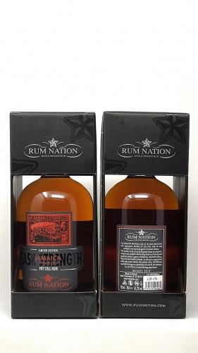 NATION *RUM JAMAICA* pot stil rum 61,2° (astucciato)