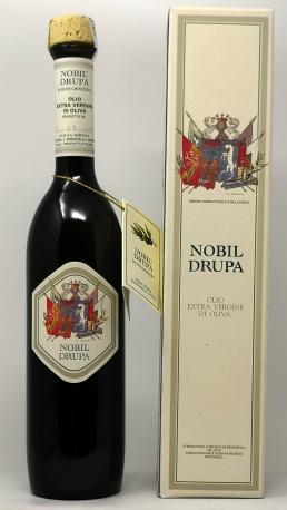 TERRA DI BRISIGHELLA *OLIO NOBILDRUPA* olio extra vergine di oliva di olive ghiacciole (astucciato)