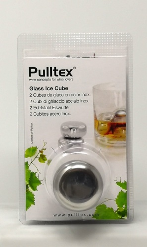 PULLTEX *GLASS ICE CUBE*