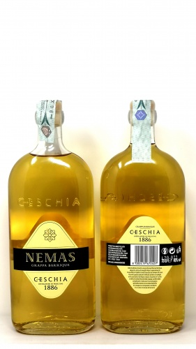 CESCHIA *NEMAS GRAPPA BARRIQUE* 40°