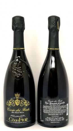 CA DEI FRATI *CUVEE DEI FRATI* vino spumante di qualità brut metodo classico