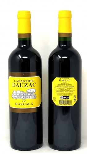 LABASTIDE DAUZAC *MARGAUX* grand vin de bordeaux amc