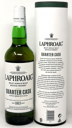 LAPHROAIG *WHISKY QUARTER CASK* 48° (astucciato)