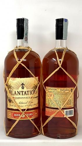 PLANTATION *MAGNUM RUM BARBADOS* 40° old artisanal rum