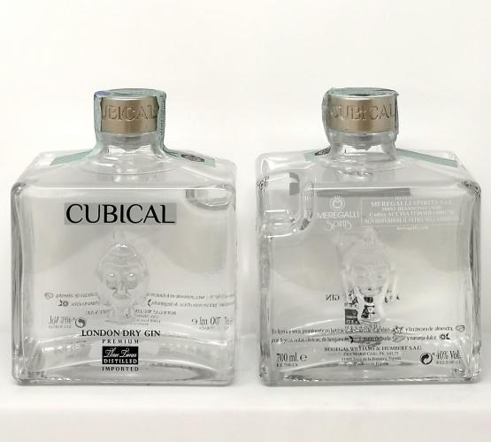 BOTANIC *CUBICAL* london dry gin premium 40°