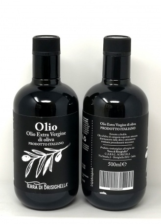 TERRA DI BRISIGHELLA *OLIO EVO* olio extra vergine di oliva