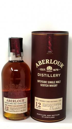 ABERLOUR *WHISKY DOUBLE CASK MATURED* higland single malt scotch whisky (astucciato)