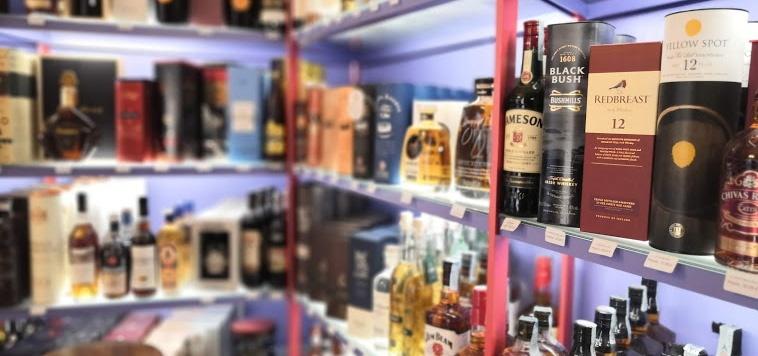 Liquori e Whiskey